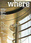 OC Performing Arts Center for Where Magazine