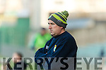 Kerry Manager Fintan O'Connor. Kerry v Limerick in the Munster Hurling League Round 4 at the Gaelic Grounds, Limerick on Sunday.