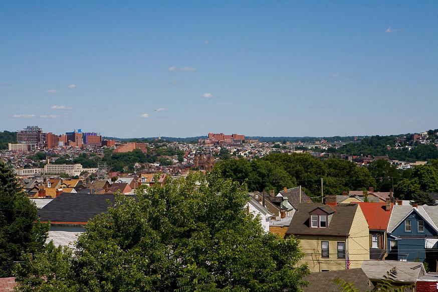 Pittsburgh's Neighborhoods - Troy Hill