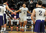 2-5-16, Pioneer High School vs Ypsilanti High School boy's JV basketball