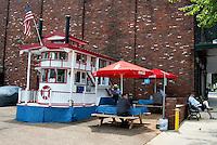 Downtown Hot Dog Vendor Vicksburg Mississippi