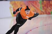 OLYMPICS: SOCHI: Adler Arena, 08-02-2014, 5000 m Men, Jan Blokhuijsen (NED), ©foto Martin de Jong