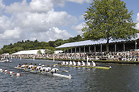 Henley, GREAT BRITAIN,  Grand Challenge Cup, Victoria Rowing Club and Kingston Rowing Club, 2008 Henley Royal Regatta  on Saturday, 05/07/2008,  Henley on Thames. ENGLAND. [Mandatory Credit:  Peter SPURRIER / Intersport Images] Rowing Courses, Henley Reach, Henley, ENGLAND . HRR
