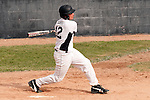 Vale's Shadd Samio bats against New Plymouth at Vale High School's Cammann Field on April 28, 2011. Samio went 2 for 3 with three RBI's and a run in Vale's 8-3 win.