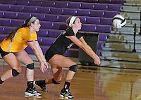 JV Volleyball vs. Alexandria 9-8-14