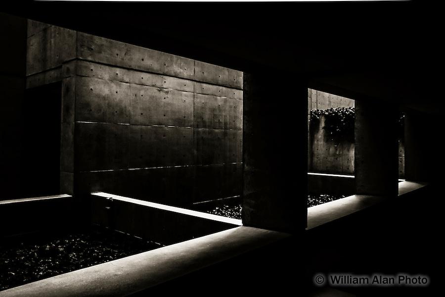 Rokko Housing by Tadao Ando, Japanese self-taught architect. Kobe, Hyogo Prefecture, Japan. 2015