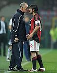 Fussball, Uefa Champions League 2010/2011: AC Mailand - Tottenham Hotspurs