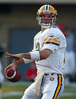 Jason Maas Edmonton Eskimos quarterback. Copyright photograph Scott Grant