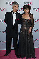 """Gary and Laura Lauder attend The Breast Cancer Research Foundation """"Super Nova"""" Hot Pink Party on May 12, 2017 at the Park Avenue Armory in New York City."""