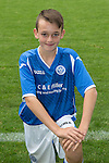 St Johnstone FC Academy Under 13's<br /> Kieran Forber<br /> Picture by Graeme Hart.<br /> Copyright Perthshire Picture Agency<br /> Tel: 01738 623350  Mobile: 07990 594431