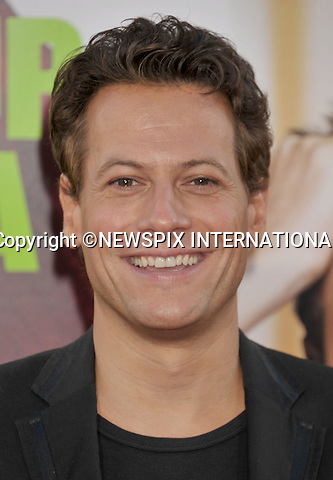 """IOAN GRUFFUDD.attends the Los Angeles Premiere of """"Horrible Bosses""""  Grauman's Chinese Theatre, Hollywood, Los Angeles, California_30/06/2011.Mandatory Photo Credit: ©Crosby/Newspix International. .**ALL FEES PAYABLE TO: """"NEWSPIX INTERNATIONAL""""**..PHOTO CREDIT MANDATORY!!: NEWSPIX INTERNATIONAL(Failure to credit will incur a surcharge of 100% of reproduction fees).IMMEDIATE CONFIRMATION OF USAGE REQUIRED:.Newspix International, 31 Chinnery Hill, Bishop's Stortford, ENGLAND CM23 3PS.Tel:+441279 324672  ; Fax: +441279656877.Mobile:  0777568 1153.e-mail: info@newspixinternational.co.uk"""