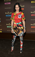 Leigh Lezark arrives at the Magnum X Moschino party during the 70th Annual Cannes Film Festival at Plage l'Ondine in Cannes, France, on 18 May 2017. Photo: Hubert Boesl - NO WIRE SERVICE · Photo: Hubert Boesl/dpa /MediaPunch ***FOR USA ONLY***