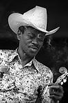 """Clarence """"Gatemouth"""" Brown,9/17/77, Monterey Jazz Festival"""