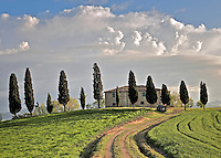 Tuscan Farmhouse II
