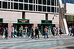 west 42nd street in New york City in October 2008