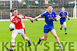 O'Donoghue Cup Semi Finals Rathmore vs Spa in the Fitzgerald Stadium last Saturday night.