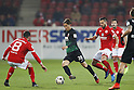 "Takashi Usami (Augsburg), FEBRUARY 11, 2017 - Football / Soccer : German ""Bundesliga"" match between 1 FSV Mainz 05 2-0 FC Augsburg at the Opel Arena in Mainz, Germany. (Photo by Mutsu Kawamori/AFLO) [3604]"