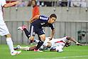 Yuto Nagatomo (JPN), .JUNE 8, 2012 - Football / Soccer : .FIFA World Cup Brazil 2014 Asian Qualifier .Final Round Group B .between Japan 6-0 Jordan .at Saitama Stadium 2002, Saitama, Japan. .(Photo by YUTAKA/AFLO SPORT) [1040]