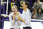 Central Arkansas vs UW Volleyball 11/30/12