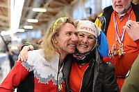 SPEEDSKATING: BERLIN: Sportforum Berlin, 28-01-2017, ISU World Cup, Ted-Jan Bloemen (CAN), ©photo Martin de Jong