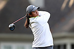 28 October 2016: Purdue University's Ida Ayu Indira Melati Putri (IDN). The First Round of the 2016 Landfall Tradition NCAA Women's Golf Championship hosted by the University of North Carolina Wilmington Seahawks was held at the Pete Dye Course at the Country Club of Landfall in Wilmington, North Carolina.