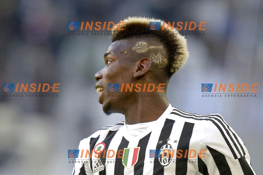 Paul Pogba Juventus,<br /> Torino 06-01-2016, Juventus Stadium, Football Calcio 2015/2016 Serie A, Juventus - Verona, Foto Filippo Alfero/Insidefoto