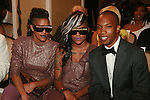 Honorees Coco and Breezy and AJ Crimson attend COVERGIRL Queen Collection Presents The 2nd Annual Blackout Awards Held at Newark Hilton Gateway, NJ 6/12/11