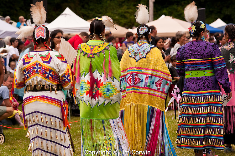 Indian Nation Pow Wow at Day Break Cultural Center in Discovery Park
