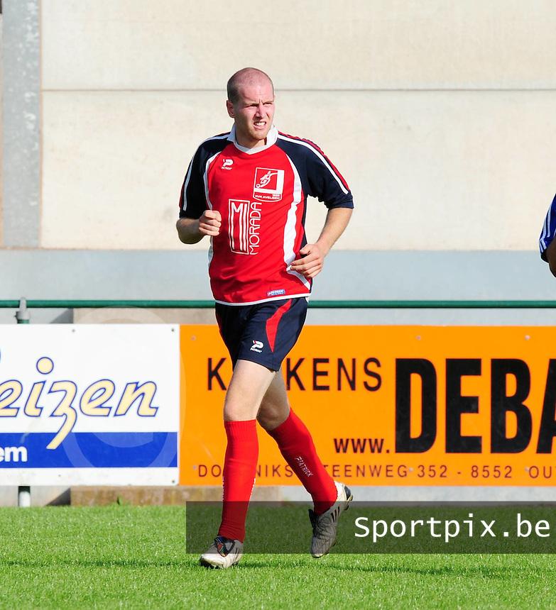 KVK Avelgem : Kevin Mailliard.foto VDB / Bart Vandenbroucke