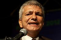 Roma, 11 Ottobre  2012.Campagna per le primarie Oppure Vendola..Nichi Vendola al Pantheon