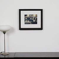 "D'Amore: , Digital Print, Image Dims. 7.5"" x 10"", Framed Dims. 16.25"" x 18.5"""