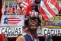 The 2010 Puerto Rican Parade held along 5th Avenue in NYC