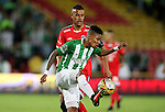 Nacional venció como visitante 1-0 a Fortaleza. Fecha 5 Liga Águila II-2016.