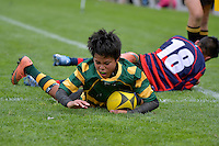 20160927 Southern North Island Primary Schools Rugby Tournament - Mana Primary Schools v Hutt Valley