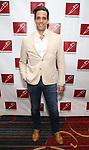 Nick Cordero attends The New Dramatists' 68th Annual Spring Luncheon at the Marriott Marquis on May 16, 2017 in New York City.