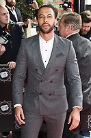 Marvin Humes at the TRIC Awards 2017 at the Grosvenor House Hotel, Mayfair, London, UK. <br /> 14 March  2017<br /> Picture: Steve Vas/Featureflash/SilverHub 0208 004 5359 sales@silverhubmedia.com