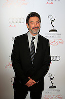 LOS ANGELES - MAR 1:  Chuck Lorre arrives at the Academy of Television Arts & Sciences 21st Annual Hall of Fame Ceremony at the Beverly Hills Hotel on March 1, 2012 in Beverly Hills, CA