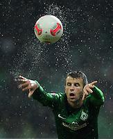 Fussball Bundesliga 2012/13: Werder Bremen - Mainz 05