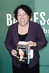 Sonia Sotomayor Signs @ Barnes & Noble
