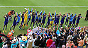 Japan team group (JPN), JUNE 24th, 2011 - Football : Japan team group celebrate after winning the 2011 FIFA U-17 World Cup Mexico Group B match between Japan 3-1 Argentina at Estadio Morelos in Morelia, Mexico. (Photo by MEXSPORT/AFLO).