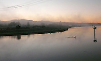 "The Napa River has become an attraction in wine country. Napa's unique flood control project adopts a ""living river"" strategy that will make room for water to flow by widening bridges and removing levees, thus restoring wetlands, riparian habitat and fish populations while at the same time protecting property from floods."