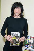 JAN 29 Marky Ramone at Free Library Author Event PA