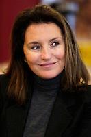 """Cécilia Attias présente son livre """" Une Envie de Vérité """" - Belgique"""