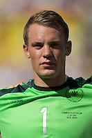 Goalkeeper Manuel Neuer of Germany
