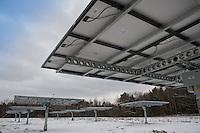 20101209 Aiken Solar Trackers