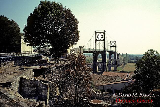 Stone Suspension Bridge