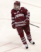 Ray Pigozzi (UMass - 15) - The Boston University Terriers defeated the University of Massachusetts Minutemen 3-1 on Friday, February 3, 2017, at Agganis Arena in Boston, Massachusetts.The Boston University Terriers defeated the visiting University of Massachusetts Amherst Minutemen 3-1 on Friday, February 3, 2017, at Agganis Arena in Boston, MA.