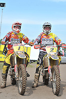 Motorcross Joure  250813 Booi Brothers