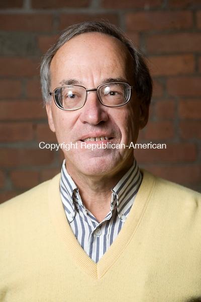 TORRINGTON, CT - 29 SEPTEMBER 2009 -092909JT21-<br /> James Patten, 64, retired Torrington teacher and coach.<br /> Josalee Thrift Republican-American
