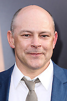 """HOLLYWOOD, LOS ANGELES, CA, USA - MAY 08: Rob Corddry at the Los Angeles Premiere Of Warner Bros. Pictures And Legendary Pictures' """"Godzilla"""" held at Dolby Theatre on May 8, 2014 in Hollywood, Los Angeles, California, United States. (Photo by Xavier Collin/Celebrity Monitor)"""